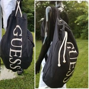 "Guess ""Large^ Duffle Bag"